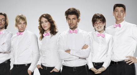 Party Down Season 2 Cast