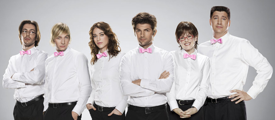 Party Down Season 2 Cast
