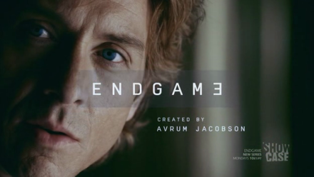 The series credits for the show, displaying the title.