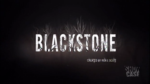 The Blackstone logo