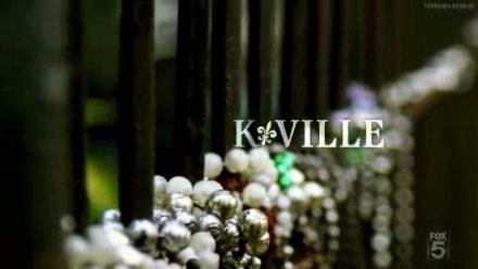 K-ville logo