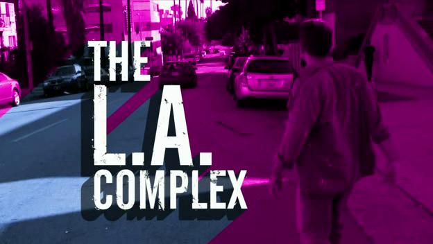 The L.A. Complex logo.