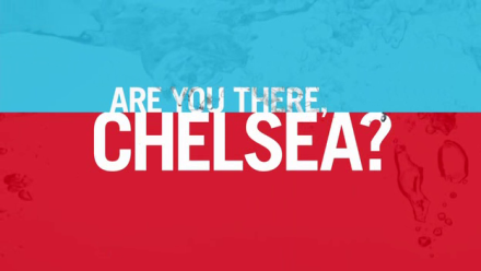 Are You There, Chelsea? Logo